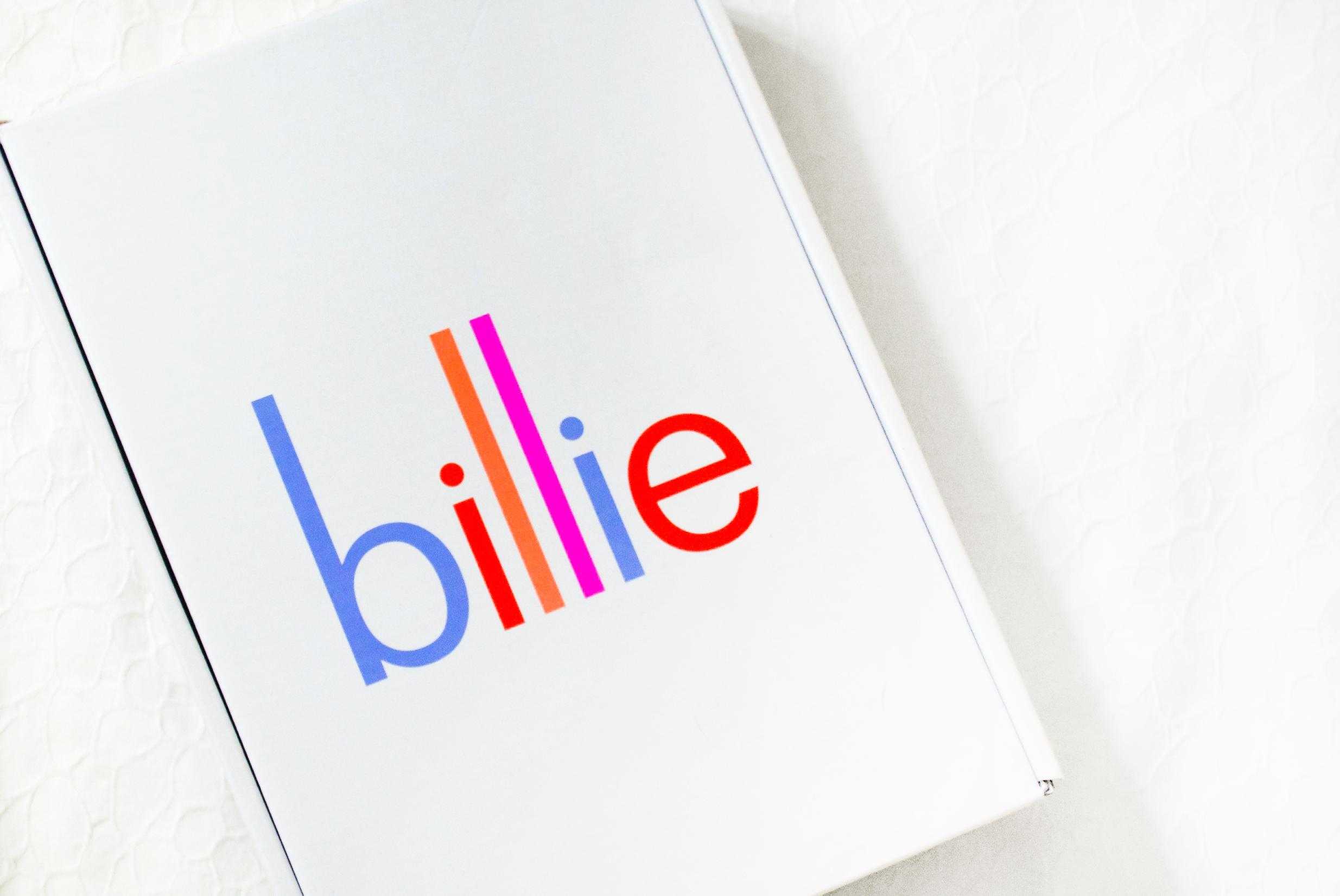 Billy Blade box