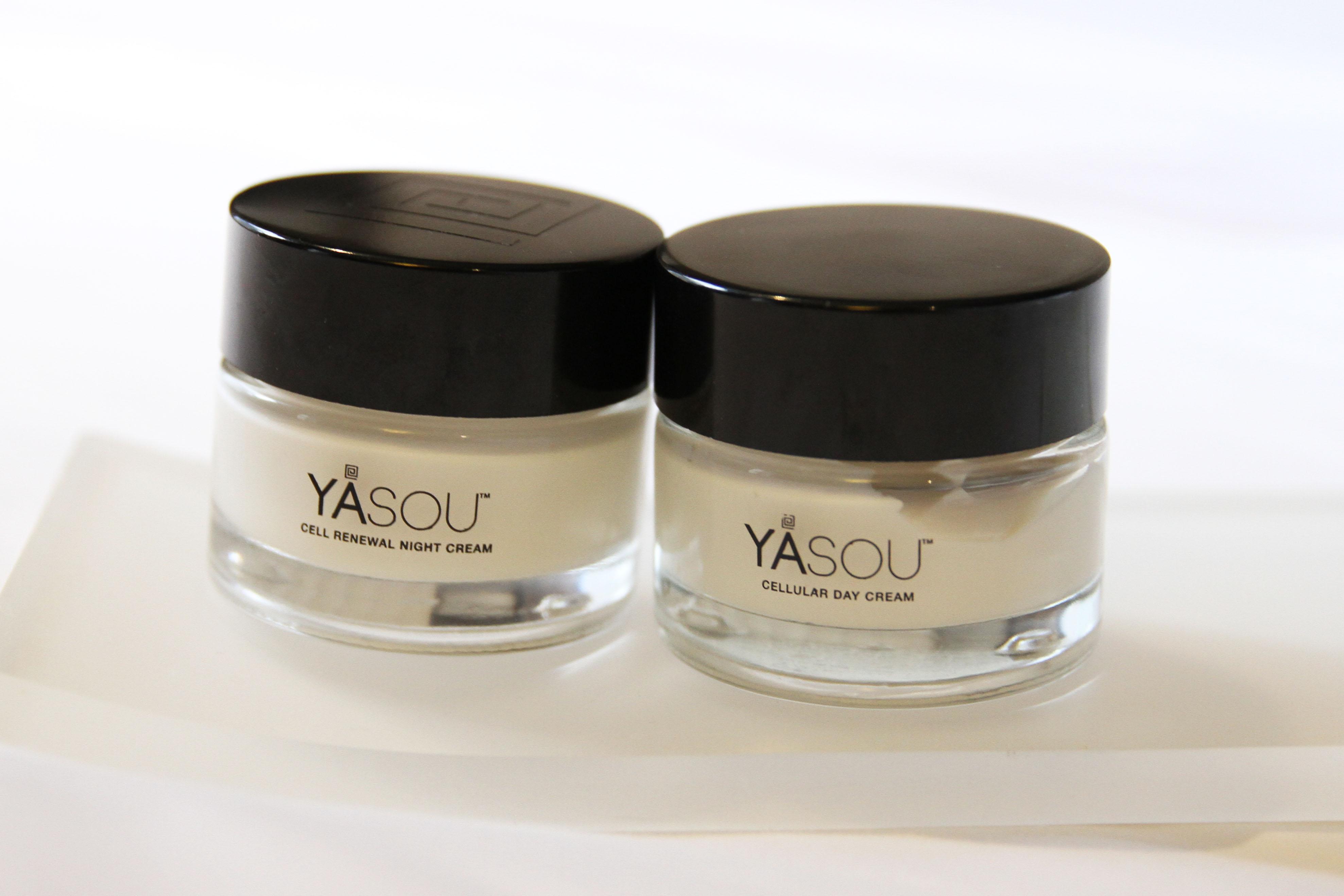 Yasou Skin Care Day and night cream