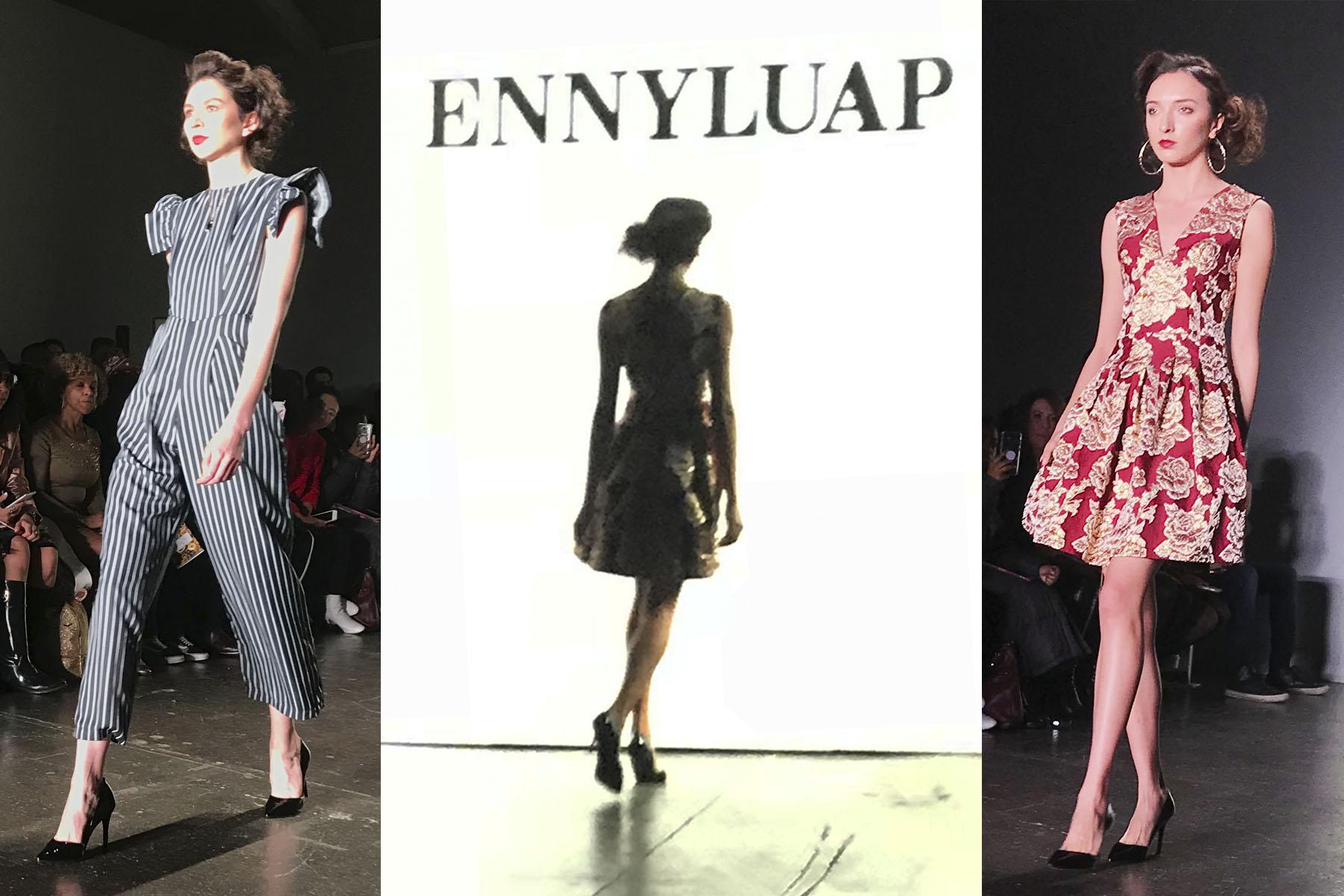 Ennyluap NYFW 2018 Runway show